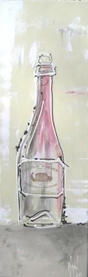 LES CUVEES :CHATEAU MARGAUX 2004 - Nathalie Manzano