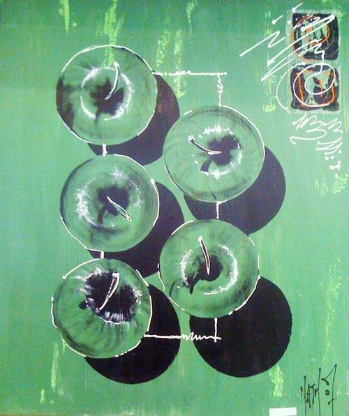 5 POMMES - Nathalie Manzano